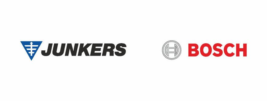 Junkers Bosch pompy ciepła Bydgoszcz logo