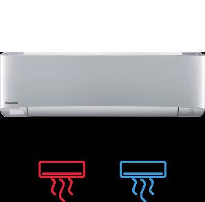 Pompy ciepła Panasonic - powietrze-powietrze