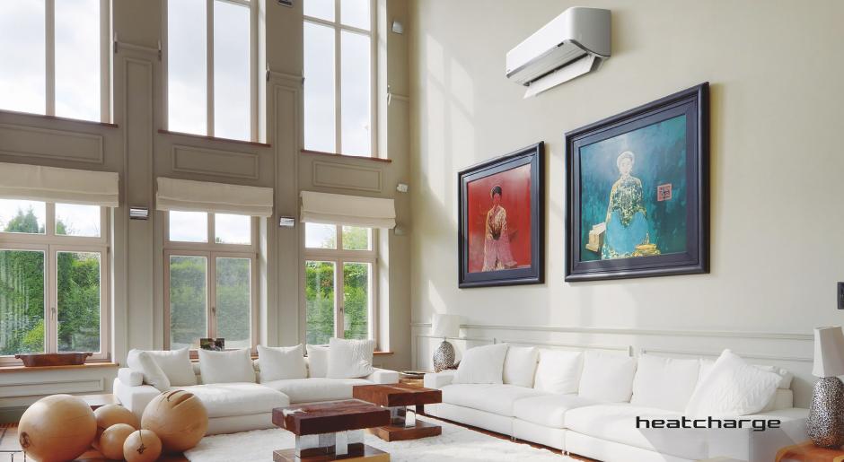 Panasonic Heatcharge VZ 1
